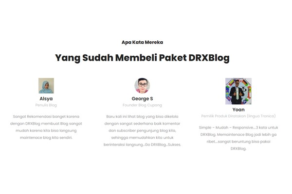 DRXBlog