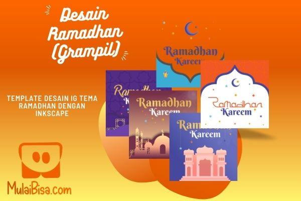 Grampil Desain Instagram Edisi Ramadhan