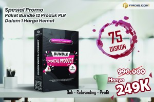 Bundle Digital Product PLR