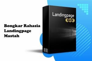Landing Page Secret