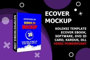 Ecover 3D Mock Up