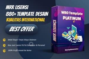 WBO Template PLATINUM Lisensi MRR