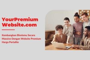 Jasa Website Premium Plus Plus(Free Maintenance+Optimasi 1 Bulan)