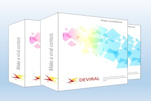 Deviral Software Web Based Pembuat Sistem Kontes Giveaway