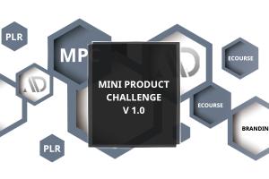 MINI PRODUCT CHALLENGE