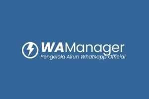 WA Manager Paket 1 Bulan