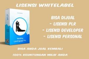 Wedding Landingpage Pro Whitelabel