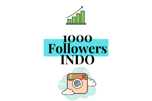 1000 Followers Instagram Indo Real