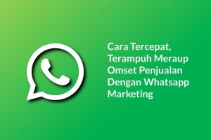 Jago Whatsapp Marketing