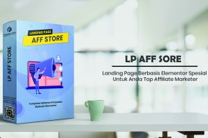 Landing Page Affiliate Store