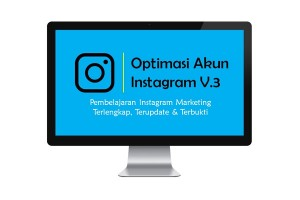 Optimasi Akun Instagram V.3
