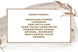 Jasa Joki Tugas