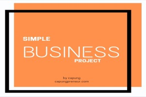 Simple Business Project