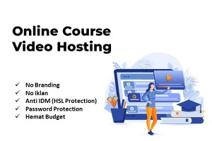 Online Course Video Hosting