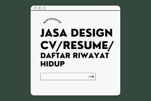Jasa CV dan RESUME