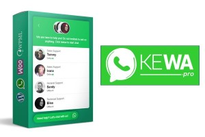 OKEWA Regular License - Ultimate Whatsapp Chat Widget for WordPress
