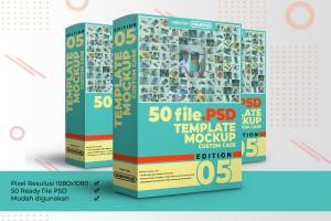 Template Mockup Case Edisi 05