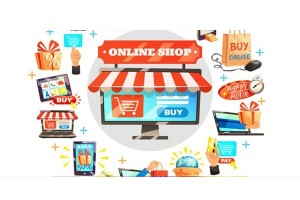 Strategi Onlineshop