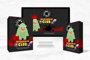 Vector Monster Club PLR VERSION