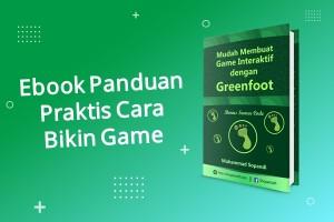 Mudah Membuat Game Interaktif dengan Greenfoot