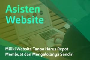 Asisten Website - Paket Manager