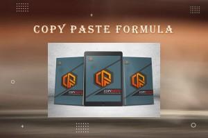 Copy Paste Formula