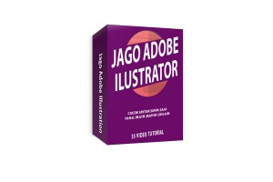 Jago Adobe Illustrator - Tutorial Vidio TerLengkap By Ulasandigitalcom