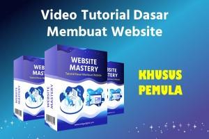 Website Mastery : Panduan Membuat Website untuk Pemula