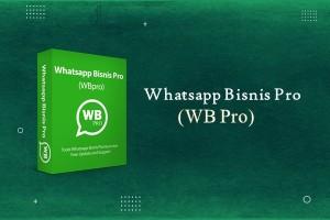 Aplikasi WhatsApp Bisnis Pro (WB Pro) versi 9.0 (Terupdate & Selalu Update)