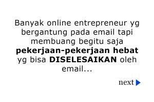 Mini Email Skills Newsletter