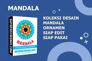 Mandala Ornaments - Lisensi MRR