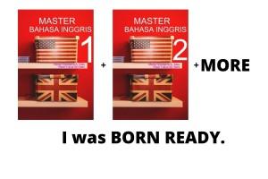 Paket Fasih English